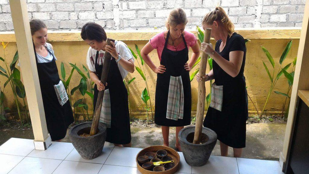 課外授業 料理教室