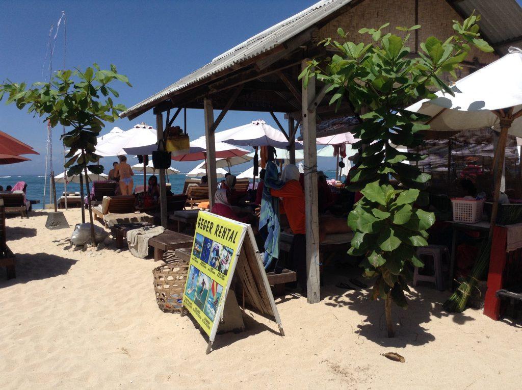 ヌサドゥア geger beach