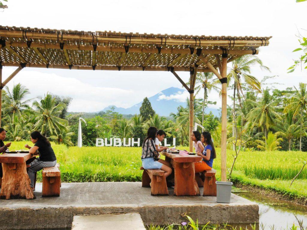 Bubuh Bali Pak Item