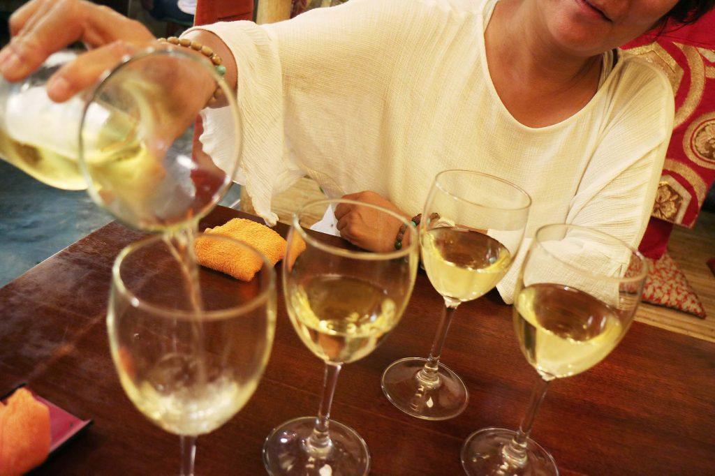 和食居酒屋ここや ワイン