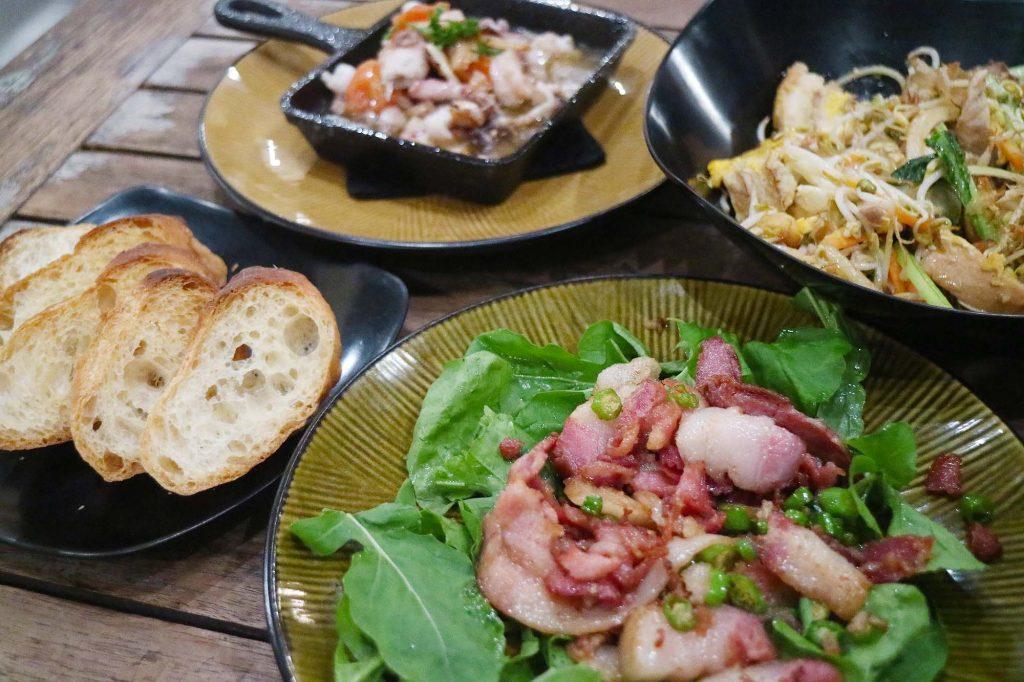 ワルン沖縄 サラダ