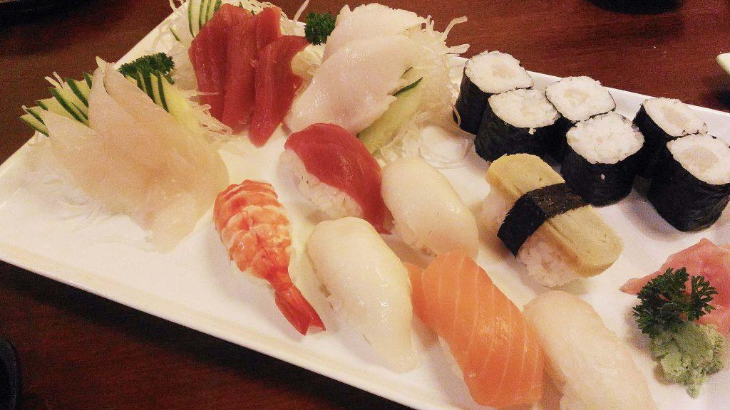 和食居酒屋ここや お寿司