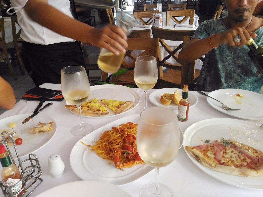 サヌール Massimo ワイン