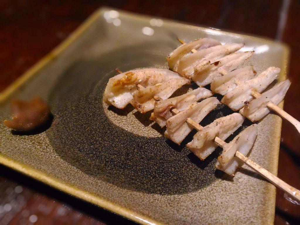 「味香」焼き鳥バー 軟骨