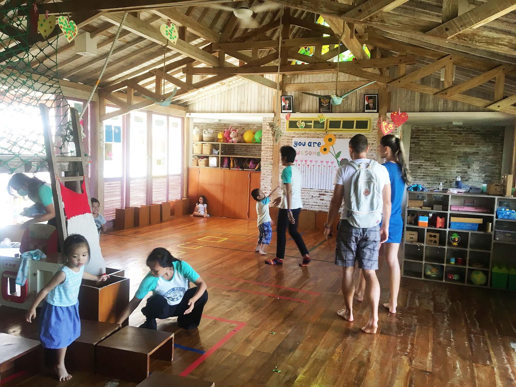バリ島 英語スクール