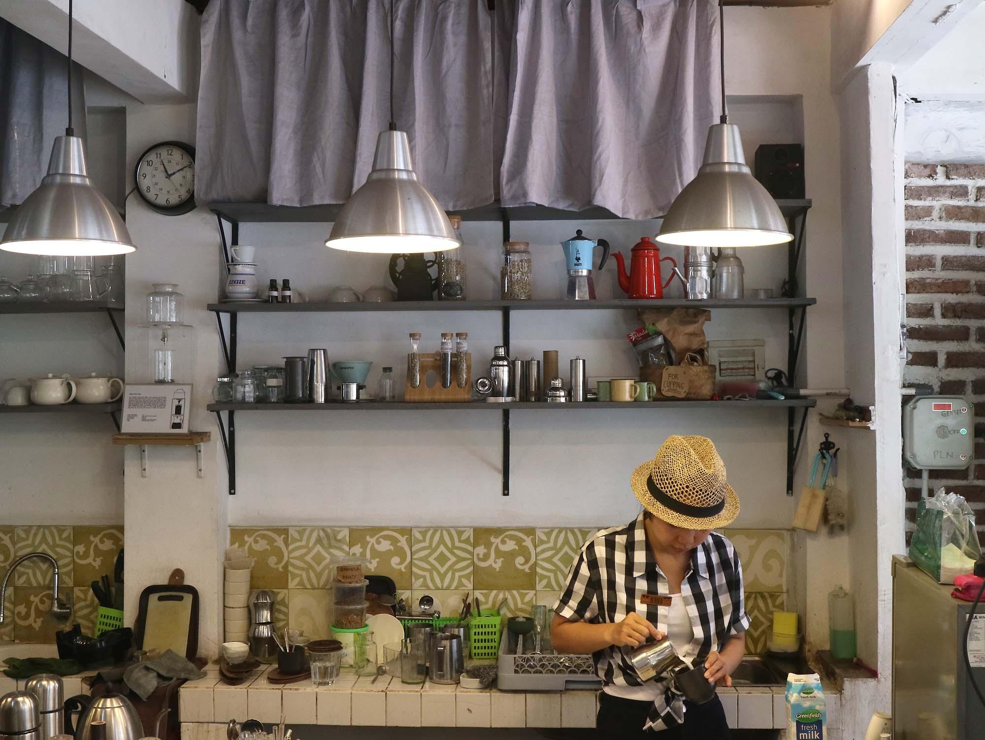 スミニャックThe Koop Roaster & Cafe