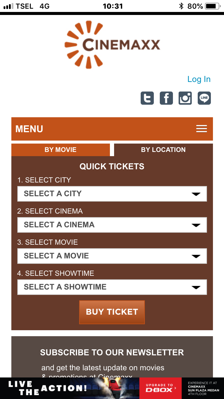 Cinemaxx Plaza Renon