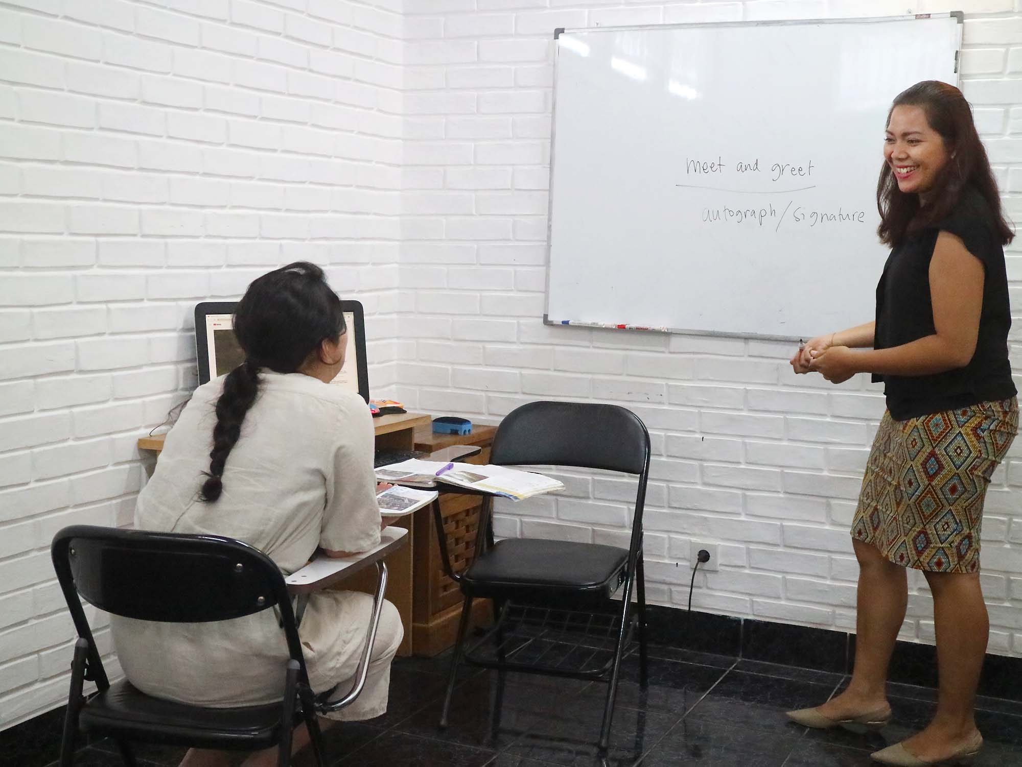 バリ島英語留学 GG学校