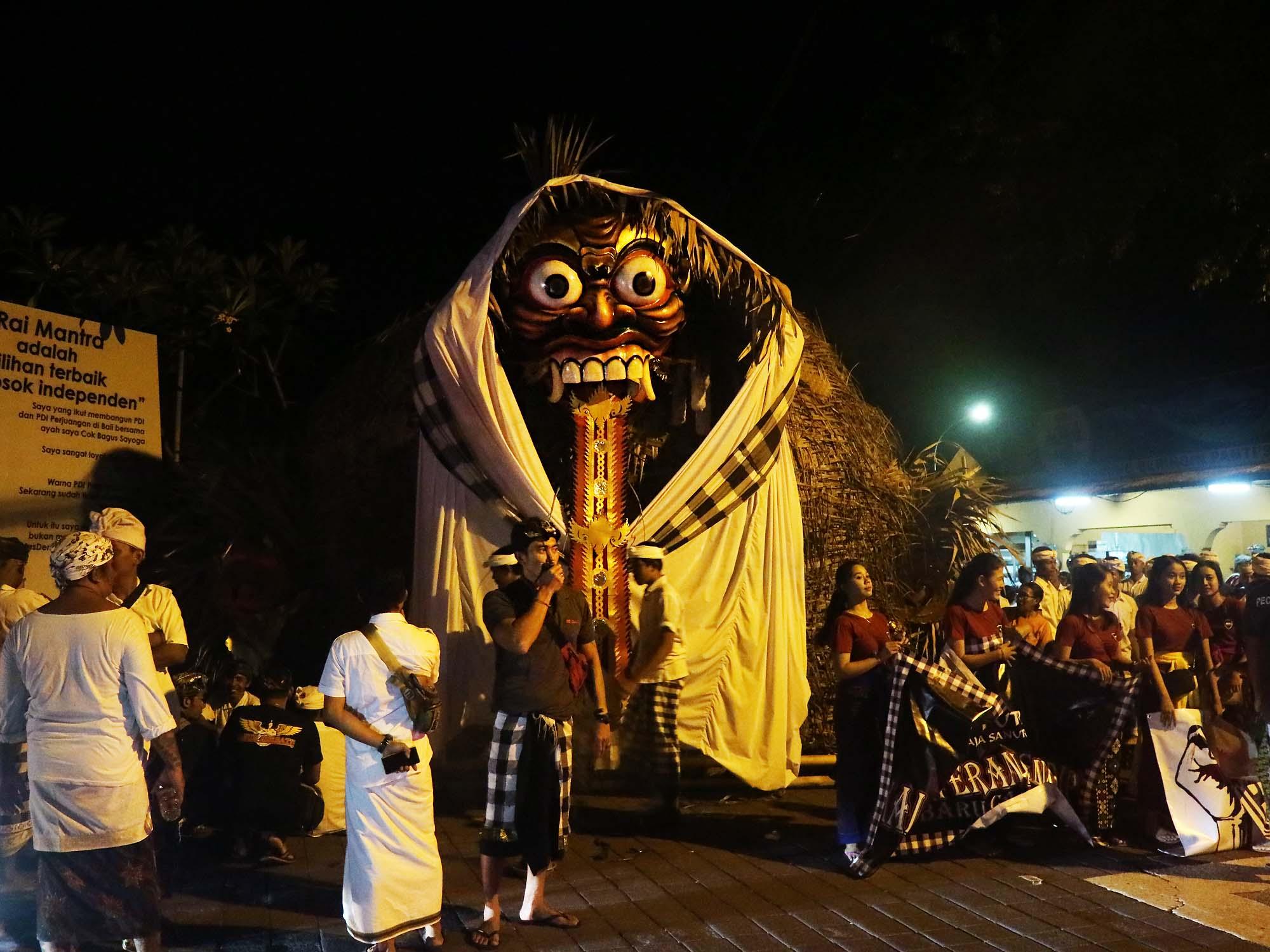 オゴオゴパレード