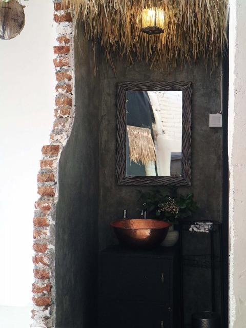 Black Sheep Caféのトイレ