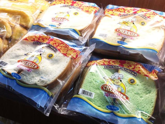 バリ島のパン
